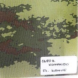 1680 DENYE KOMANDO KUMAŞ